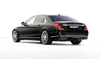 New BRABUS Rocket 900 based on Mercedes-Benz S600 Maybach