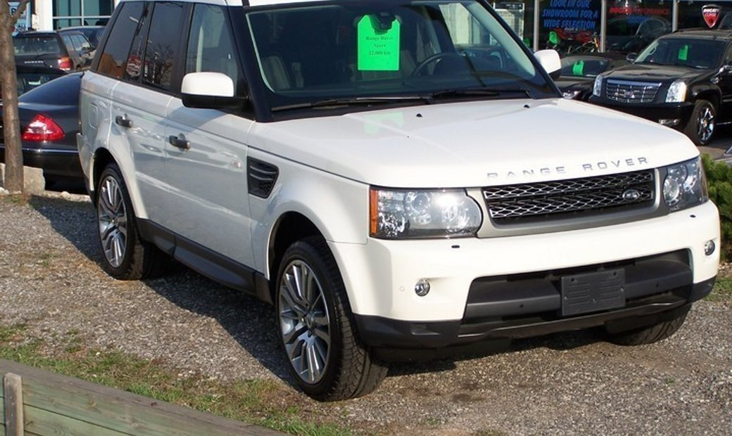 2010 Land Rover Range Rover  SOLD