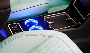 2017 BRABUS Based on Tesla Model S