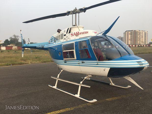 BELL 206 BIII(Jet Ranger) (1316879)