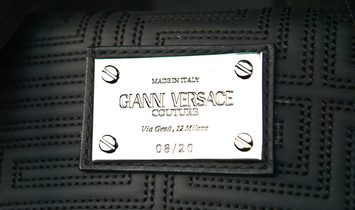 Beautiful One of One Versace Edition of Lamborghini Murcielago 1/10 in white (20 total)