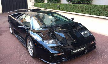 Very rare Lamborghini Diablo GT
