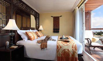 A luxury Cruise from Cambodia to Vietnam on-board 'The Jayavarman'