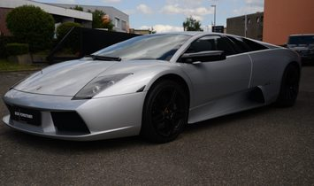 2003 Lamborghini Murciélago awd