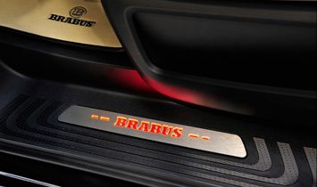 New BRABUS Business based on Mercedes-Benz V250 Long