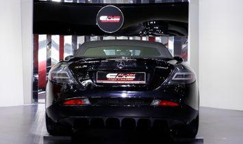 MERCEDES-BENZ SLR McLaren 722s Roadster