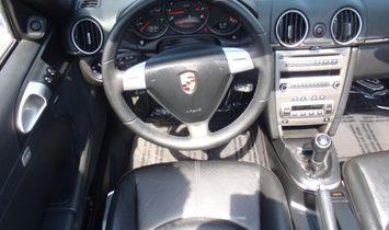 2008 Porsche Boxster 1