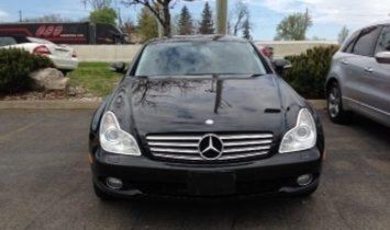 2008 Mercedes-Benz CLS550 1