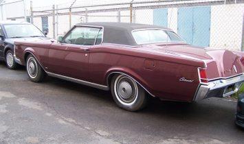 1970 Lincoln Continental 1