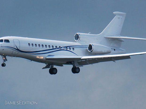 2012 Dassault Falcon 7X (1096117)
