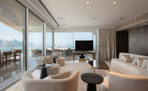 Apartment in The Palm Jumeirah, Dubai, United Arab Emirates