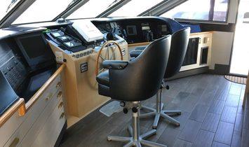 Westport Cockpit Motor yacht