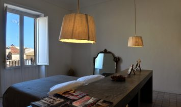 Renovated Apartments With The Original Floors In Noto