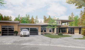 Modern Contemporary Custom Home To Be Built