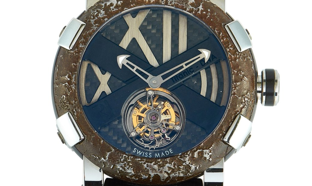 Romain Jerome Romain Jerome Titanic-DNA Limited Edition Watch TO.T.OXY3.11BB.R.OO