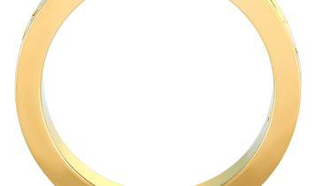 Bvlgari Bvlgari BVLGARI BVLGARI 18K Yellow Gold Diamond Ring