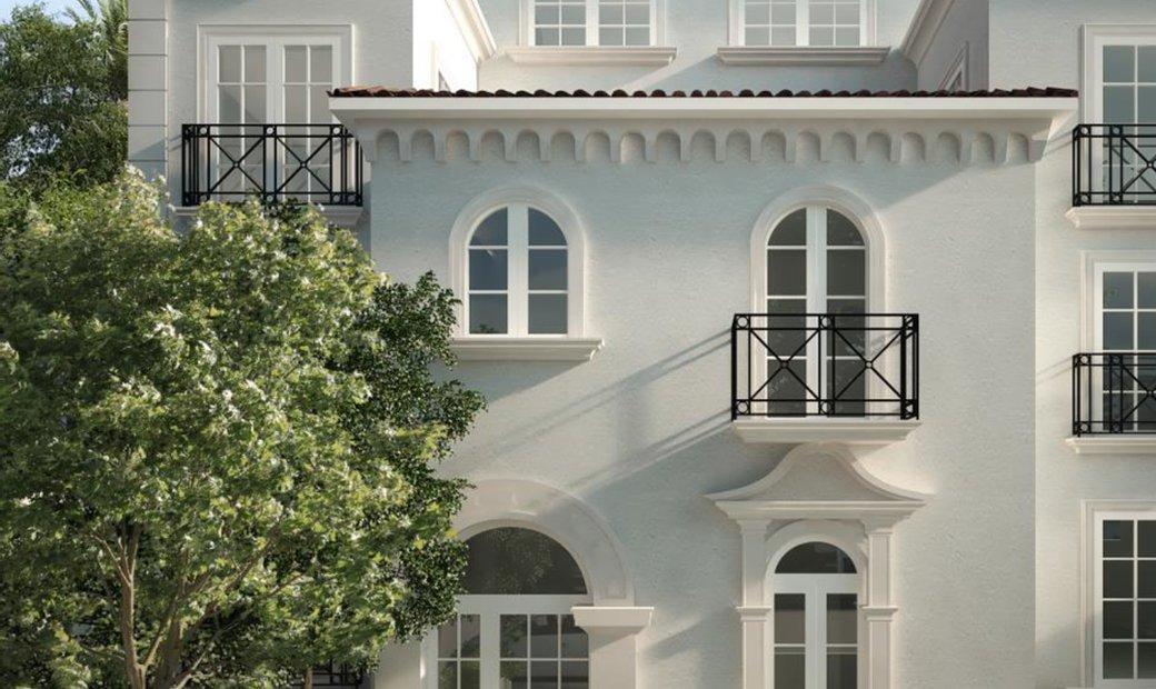Hermoso e histórico edificio de lujo en el corazón de Polanquito