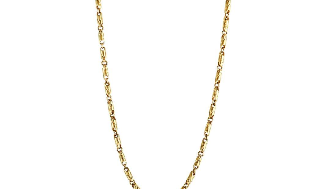 Bvlgari Bvlgari 18K Yellow Gold Choker Necklace