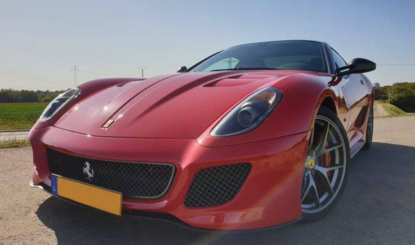 7 Ferrari 599 Gto For Sale On Jamesedition