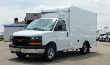 2018 Chevrolet Express Cutaway Commercial