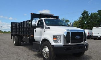 2016 Ford Super Duty F-750 Straight Frame