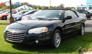 2006 Chrysler Sebring Conv