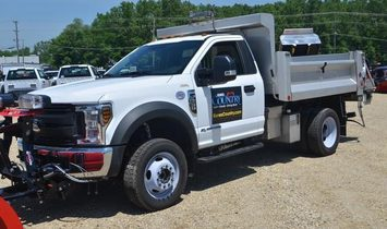 2018 Ford Super Duty F-550 DRW