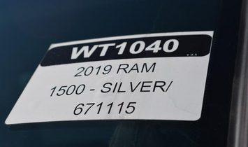 2019 Ram 1500 Classic