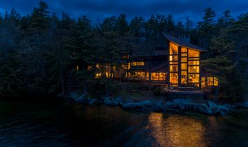 House in Wolfeboro, New Hampshire, United States 1