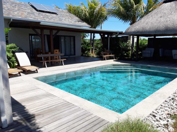 Villa in Petit Raffray, Rivière du Rempart District, Mauritius 1