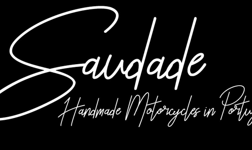"""Singularity"" - by Saudade Motorcycles"