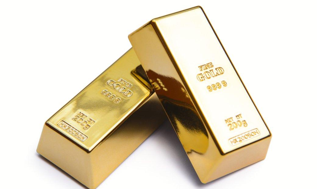 100 Kg Goldbarren