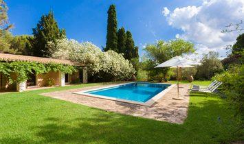 Historic Finca Near Santa Gertrudis For Sale In Ibiza