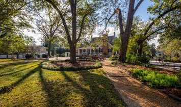 Restored 1818 Home!  One Of The Most Distinguished Properties Of The South!
