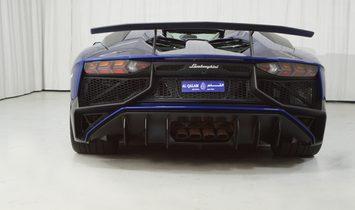 2016 Lamborghini Aventador awd