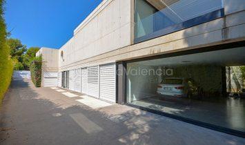 Exclusive modern house in Los Monasterios, Puzol