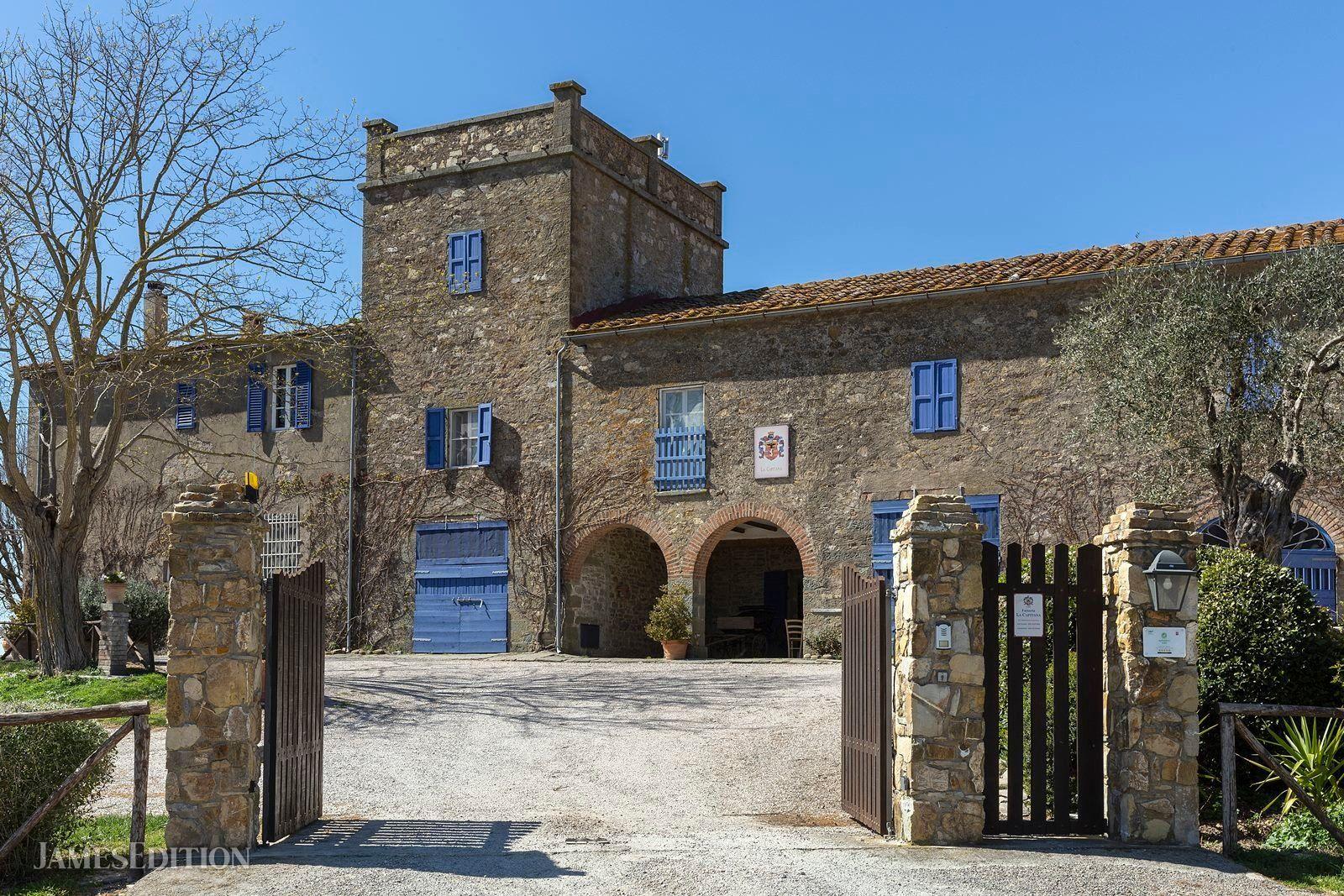 Villa in Tuscany, Italy 1 - 10688392