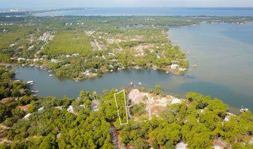 Deep Water Bayou Front Homesite