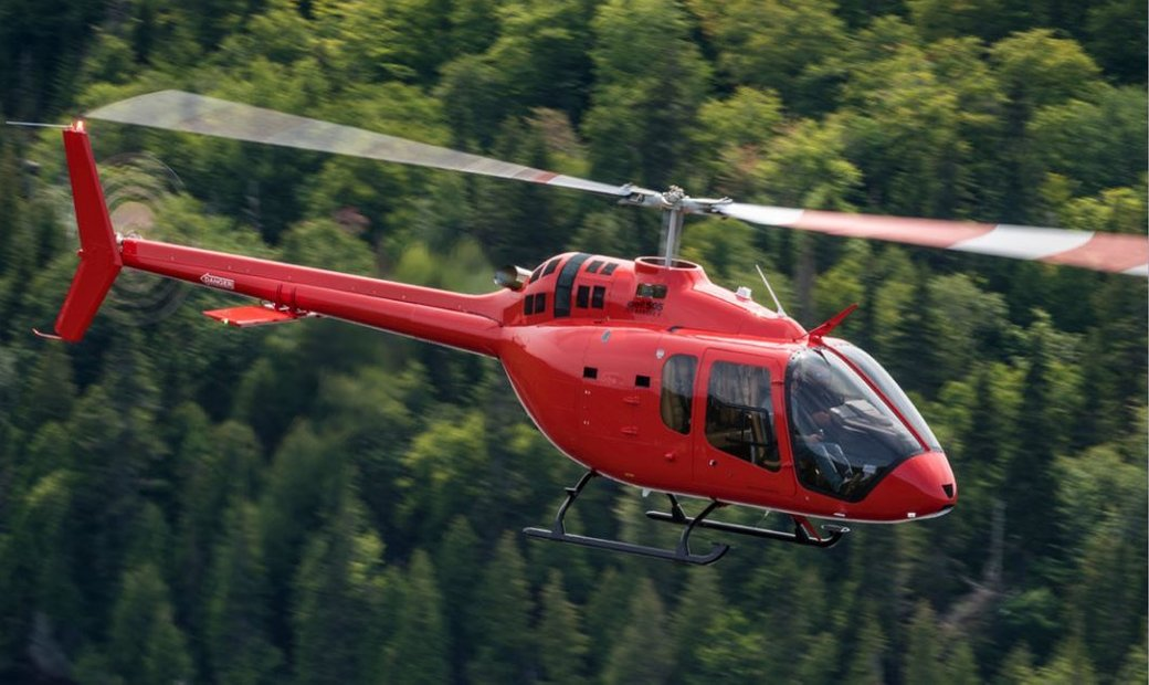BRAND NEW DELIVERY Bell 505 Jet Ranger X