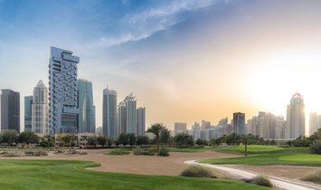 Апартаменты в Джумейра Лейк Тауэрс, Дубай, Объединенные Арабские Эмираты 1