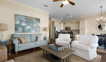 Top Floor Gulf View Condo South Of Scenic 30 A