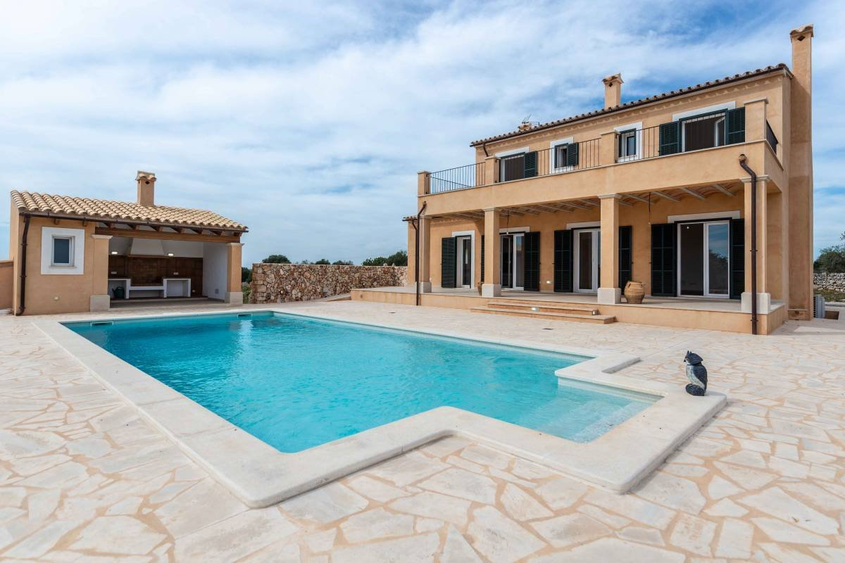 Villa in Santanyí, Balearic Islands, Spain 1