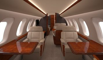 Global 5000 - 14 Seats - Private Jet Charter