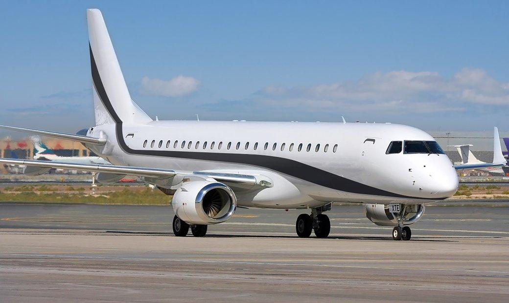 Embraer Lineage 1000E - MSN 632 - EJ-IOBN