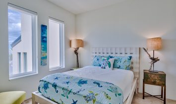Immaculate Seaside, Florida Gulf View Penthouse At Lyceum