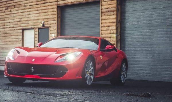 33 Ferrari 812 Superfast For Sale On Jamesedition