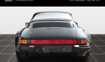89 Porsche Speedster 911 US Version original  3.2L  Carrera
