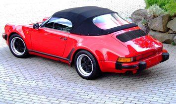 89 Porsche Speedster 911 original  3.2L  Carrera