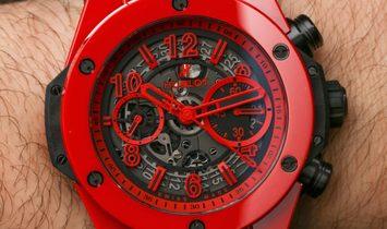 "Hublot Big Bang ""Unico Red Magic"" 411.CF.8513.RX (Retail:HK$197,800)"