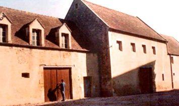 Castle of Normandy landings